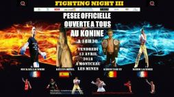 Fighting Night (Fight club 71)