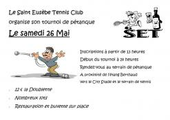 Club de Tennis de Saint Eusèbe