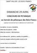 Les Amis des Bois-Francs de  Saint-Vallier (Sortir)