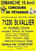 """Association """"Les Amis Des Bois Francs"""" Saint-Vallier"""