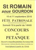 Foyer rural de Saint-Romain-sous-Gourdon