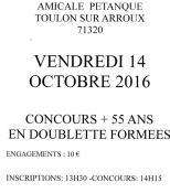 Toulon sur Arroux (Sortir)