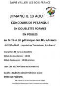 Amis des Bois Francs (Saint Vallier)