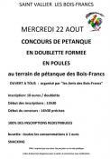 Les Amis des Bois-Francs (St Vallier)