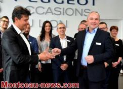 Montceau-les-Mines  : Concessionnaire Nomblot Peugeot