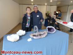 Montceau :  Association minéralogique du Bassin Minier