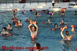Centre Nautique: speed training succès confirmé (Montceau)