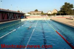 Championnats de Bourgogne de natation à Sanvignes