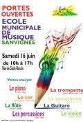 Ecole municipale de musique ( Sanvignes)