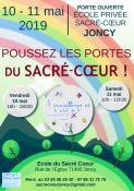 Joncy :  Ecole privée du Sacré-Cœur