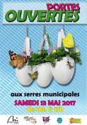 Serres municipales (Montceau-les-Mines)
