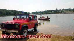Suite de la pollution du lac du Plessis...