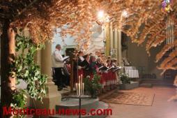 Concert de chants de Noël à l'église de Saint-Vallier