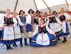 Groupe folklorique Polonia (Saint-Vallier)