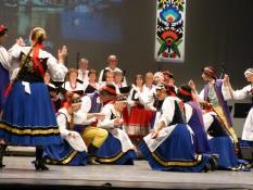 Groupe folklorique Polonia (Bassin minier)