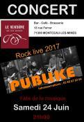 """Samedi 24 juin 2017 au bar """"Le Vendôme"""" à Montceau (Sortir)"""