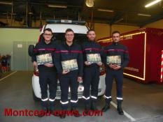 Calendriers des pompiers (Blanzy)