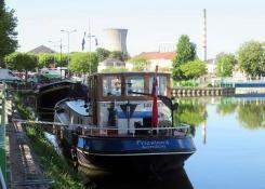 Histoire locale : le canal du Centre de Digoin à Chalon, de la Loire à la Saône...