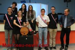 Journée des classes en 8 à Pouilloux