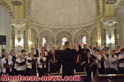 Chorale le Jardin des voix (Pouilloux)