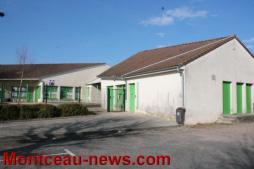 Intervention des sapeurs-pompiers à la cantine scolaire à Pouilloux