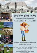 """Deuxième édition du """"Salon dans le Pré"""" au Rousset - Marizy (Sortir)"""