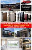« PRIOR » votre fabricant et installateur de menuiserie aluminium (Montceau – Montcenis)