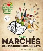 Marché des producteurs de pays à Monchanin