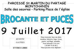 Paroisse Saint Martin du Partage à Montchanin (Sortir)