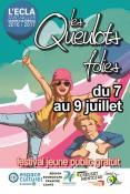 Rappel - Festival des Queulots folies à Saint-Vallier