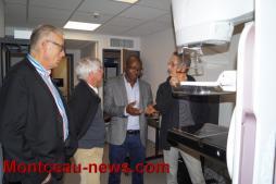 Centre de radiologie de la maison de santé