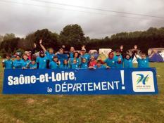 Le collège Jean Moulin de retour du Raid UNSS 2019
