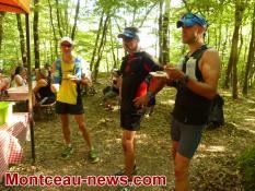 Marche des trois monts ( Marigny)