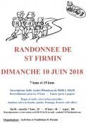 Randonnée de Saint Firmin