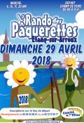 9ème édition de la Rando des Paquerettesà Etang-sur-Arroux