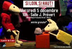 Blanzy Spectacle gratuit