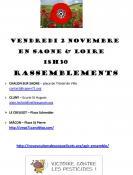 Ce vendredi 2 novembre en Saône-et-Loire (Environnement)