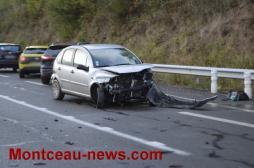 Accident sur la RCEA (Faits divers)