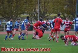 Montceau-les-Mines : Le RCMB victorieux