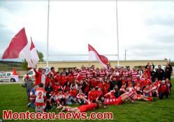 Montceau-les-Mines : le RCMB victorieux en 32ème