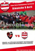 Montceau-les-Mines : match en direct !