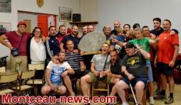 Montceau-les-Mines : RCMB défaite en 8ème