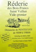 Réderie des Bois francs de Saint-Vallier