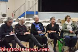 Montceau-les-Mines :  RESF (Réseau Education Sans Frontière)