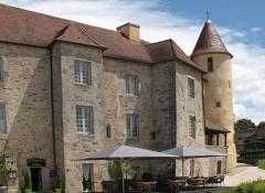 Restaurant du Château de Saint-Sernin-du-Bois