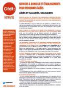 """""""Ainés et salariés, solidaires"""" (Social)"""