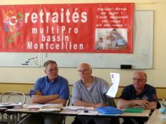Retraités CGT multiPro du Bassin Montcellien (Social)