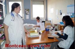 Gros plan sur le service rhumatologie