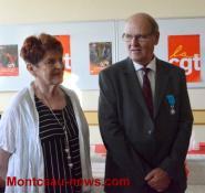 Montceau-les-Mines: Reconnaissance de la République pour services rendus!