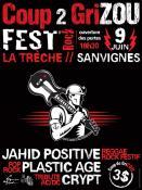 Festival Coup 2 Grizou à Sanvignes (Rock - Sortir)